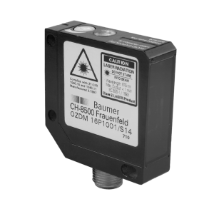 OZDM 16N1001/S14 - Diffuse contrast sensors - standard