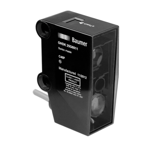 OHDK 25G6921 - Diffuse sensors with background suppression - standard