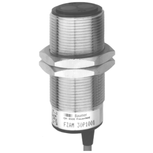 FZAM 30P5002 - Diffuse sensors with intensity difference - standard