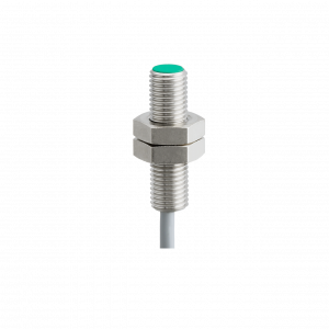 IFRM 08P3701/L - Inductive proximity switch - miniature